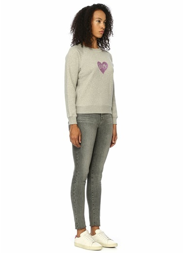 Alexa Chung for AG Sweatshirt Gri